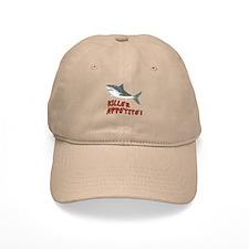Shark - Killer Appetite Baseball Cap