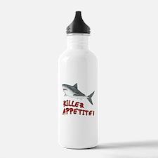 Shark - Killer Appetite Water Bottle