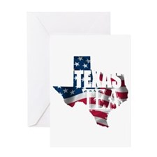 Texas Tea Greeting Card