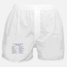 Funny Court Boxer Shorts