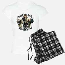 Mastiff (multi) Anti-BSL 3 Pajamas