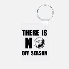 Funny Off course Keychains