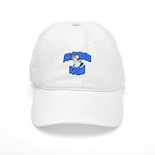 Arapahoe Basin Snowman Baseball Cap