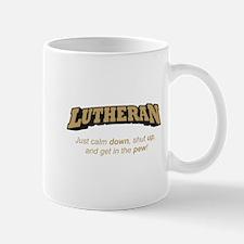 Lutheran / Pew Mug