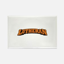 Lutheran Rectangle Magnet (10 pack)