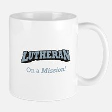 Lutheran on Mission Mug