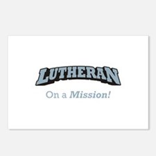 Lutheran on Mission Postcards (Package of 8)