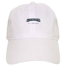Lutheran on Mission Baseball Cap