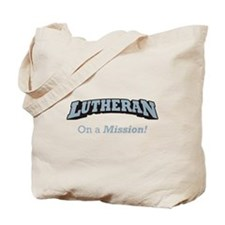 Lutheran on Mission Tote Bag