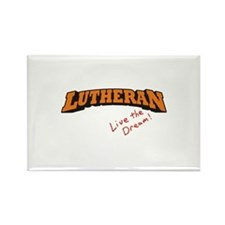 Lutheran / LTD Rectangle Magnet