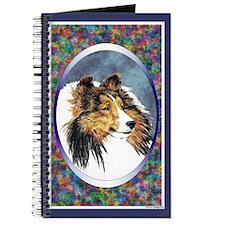 Shetland Sheepdog Designer Journal
