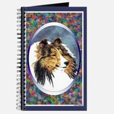 Shetland Sheepdog Designer Journal