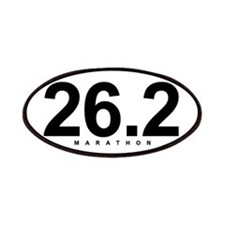 26.2 Marathon Patches