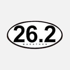 26.2 Marathon Patches