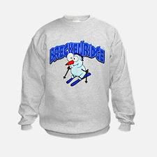 Breckenridge Snowman Sweatshirt