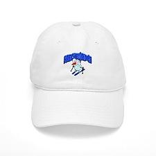 Breckenridge Snowman Baseball Cap