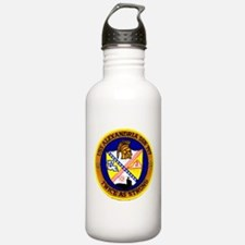 USS ALEXANDRIA Sports Water Bottle
