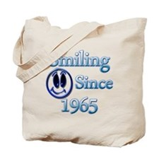 Funny Smile happy face Tote Bag