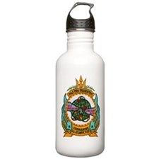 USS ABRAHAM LINCOLN Water Bottle