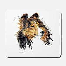 Shetland Sheepdog Sheltie Mousepad