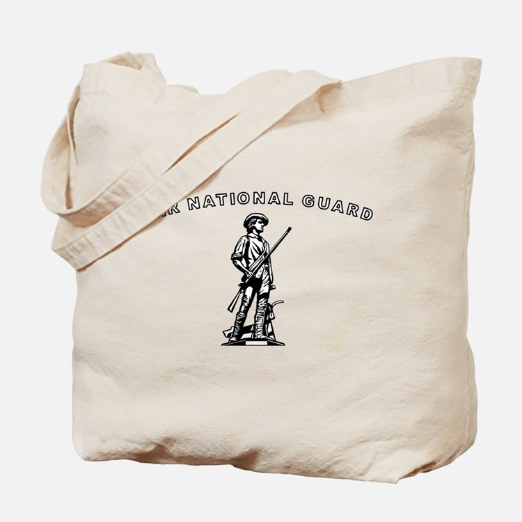 Air National Guard Tote Bag
