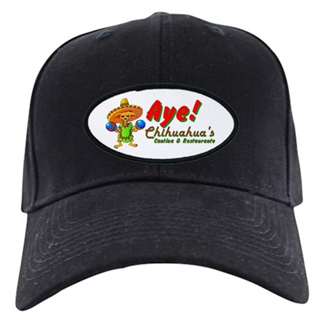 Aye! Chihuahua's Black Cap