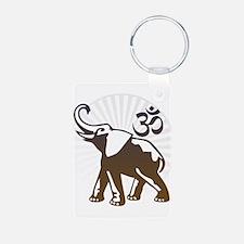 Ganesh Aum Keychains