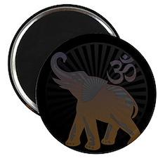 BW Ganesh Aum Magnet