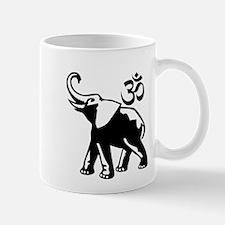 BW Ganesh Aum Mug
