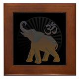 Hindu Framed Tiles