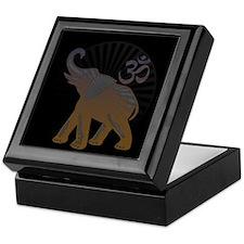 BW Ganesh Aum Keepsake Box