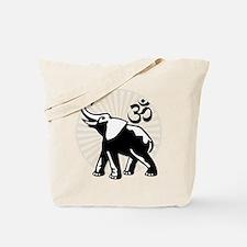 BW Ganesh Aum Tote Bag