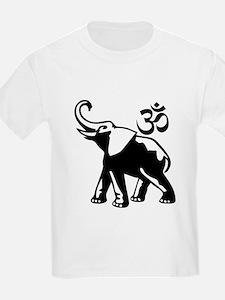 BW Ganesh Aum T-Shirt