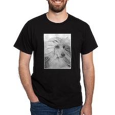Yentle Afghan T-Shirt