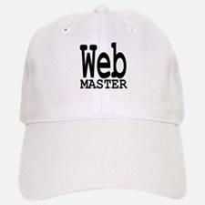 Web Masters Baseball Baseball Cap
