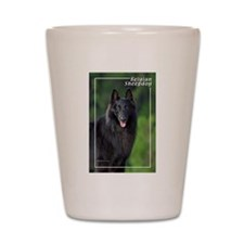 Belgian Sheepdog-1 Shot Glass
