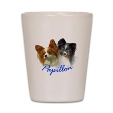 papillon-1 Shot Glass
