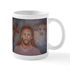 Behold The Lamb of God Mug