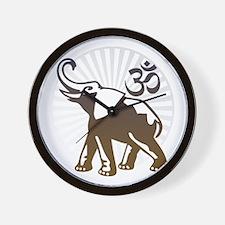 Ganesh Aum Wall Clock