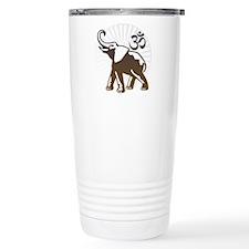Ganesh Aum Travel Coffee Mug