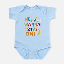 Wanna Stay ON! Infant Bodysuit