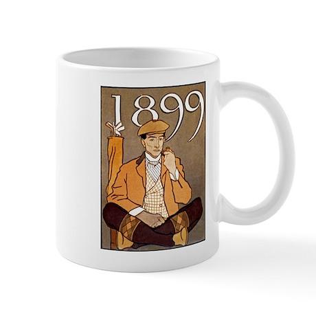 Gentleman Golfer Mug