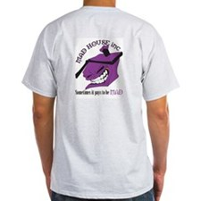 Mad House Purple Grey T-Shirt