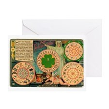 Fortune Teller Greeting Card