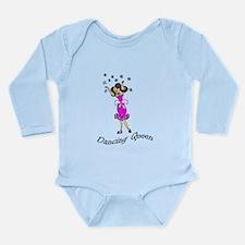 Dancing Queen Long Sleeve Infant Bodysuit