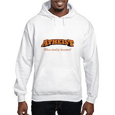 Atheist / Who Hoodie