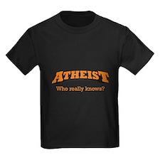Atheist / Who T