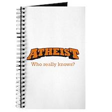 Atheist / Who Journal