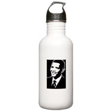 Obama Face: Water Bottle