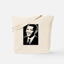 Obama Face: Tote Bag